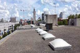 Maîtrise d'oeuvre | Réfection de toitures terrasses | 9 lycées, IDF