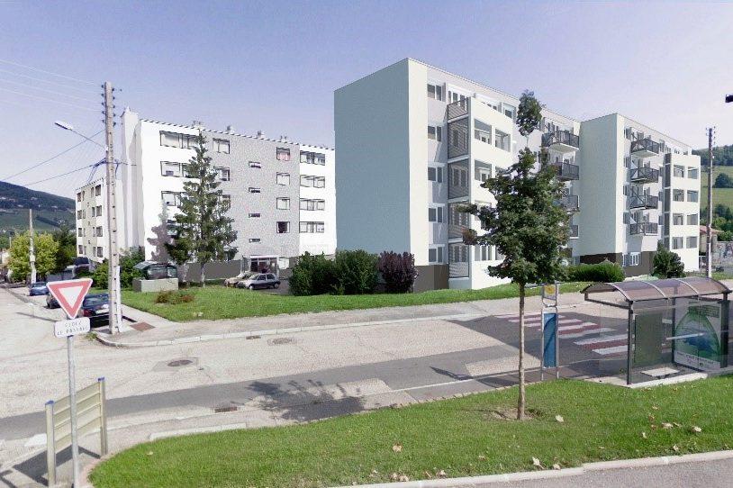 Réhabilitation de 58 logements occupés : Les Logis de la Plaine, Tarare, 69