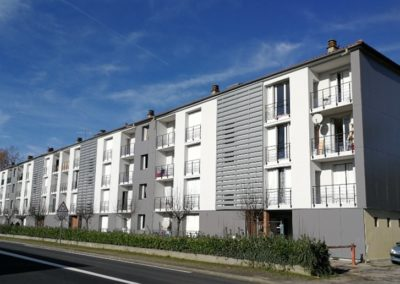 Maîtrise d'œuvre | Réhabilitation énergétique de 3 Cités | Tarn-et Garonne (82)