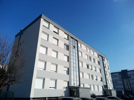 Maîtrise d'œuvre | Réhabilitation BBC d'une copropriété | Résidence «Le Montelier» | Vénissieux (69)