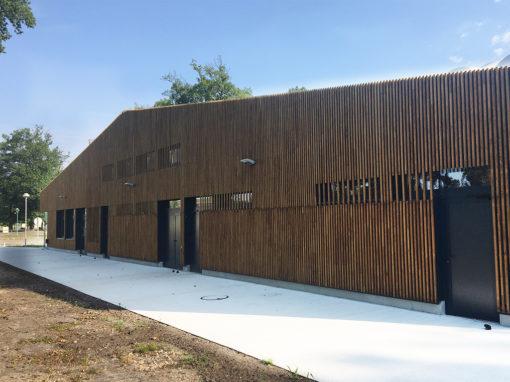 Maîtrise d'œuvre | Construction d'un bâtiment tertiaire multisports | Biganos (33)