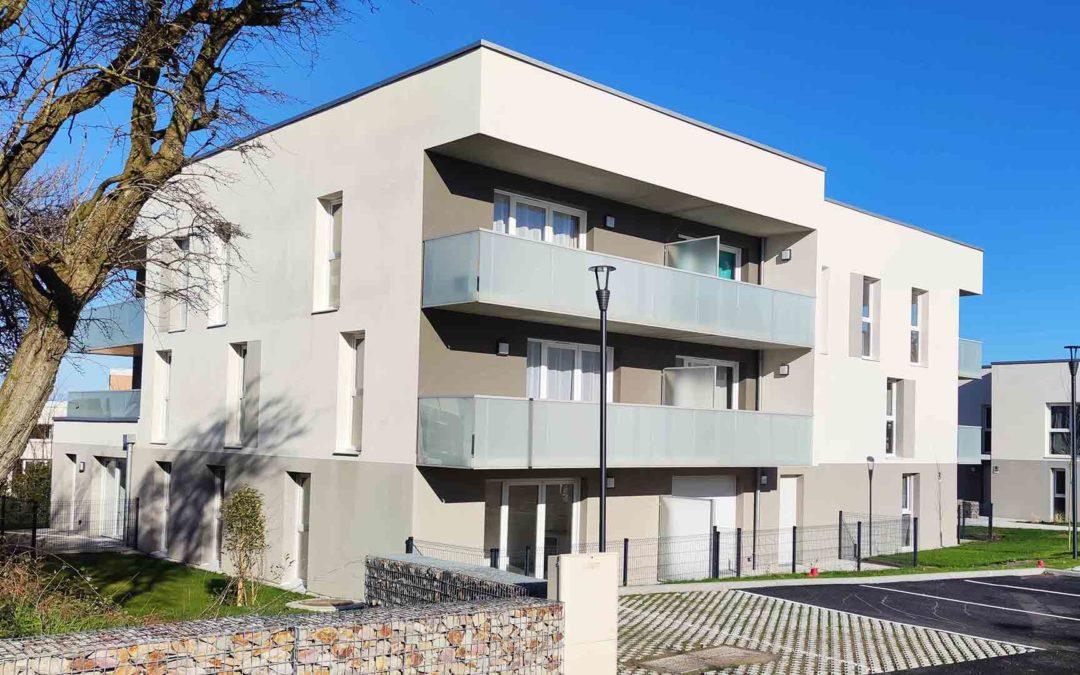 Marché de conception-réalisation | logements collectifs et maisons individuelles |Cherbourg-en-Cotentin (50)