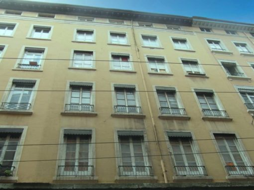 Maîtrise d'œuvre |  logements sociaux collectifs  | Lyon (69)