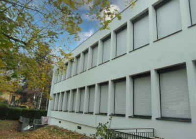 Maîtrise d'œuvre | Rénovation énergétique tertiaire | Collège «Bel Air «| Thoissey (01)